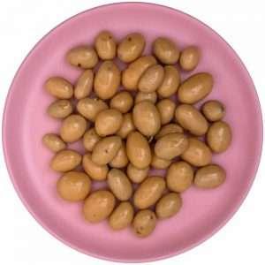 salz caramell erdnuesse