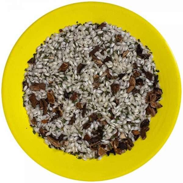 risotto steinpilz