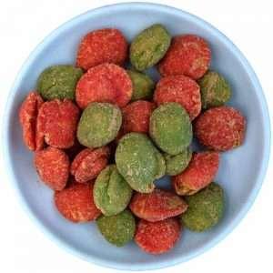 wasabi rot & grün